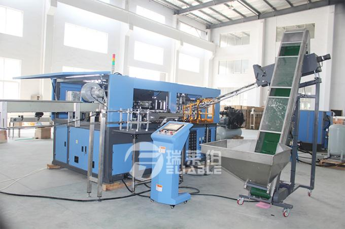 High Capacity Pet Bottle Manufacturing Machine Independent Temperature Control Unit