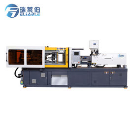 Safety 1280 KN Servo Injection Molding Machine Cold Start Screw Prevention