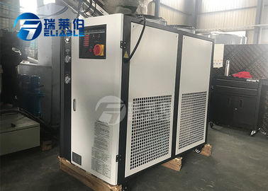 3 Phase Compact Industrial Water Chiller Unit Over 36 L / Min Condensing Water Rate