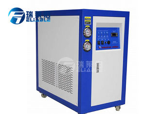 Customized Air Cooled Water Chiller Microprocessor Control Pump Included