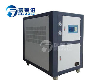 10 HP Air Cooled Water Chiller Microcomputer / Manual Controller CE Standard