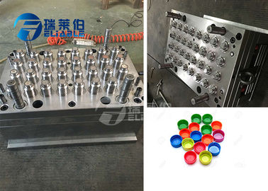 48 Cavities PET Preform Mould 6.7 * 1.75 * 2.25 M Overall Size SGS Approved