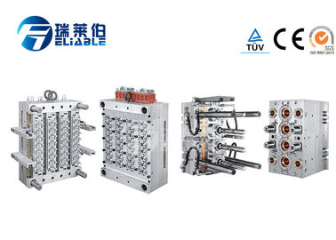 Electroplate Plastic Preform Mould Different Size High Pressure Operated
