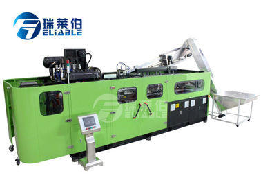 6 Cavity Rotary Blowing Machine Low Noisy Sound With Touching Screen