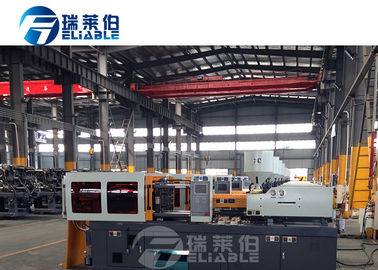 11 KW Plastic Injection Molding Machine , Plastic Products Making Machine