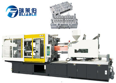 Caps / Handles Plastic Injection Molding Equipment 8.3 - 18 G / S Injection Rate