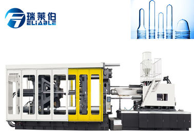 Stainless Steel Horizontal Plastic Injection Moulding Machine Easy Operating