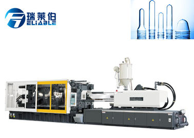 Multi CPU Control PET Preform Injection Molding Machine 340 Mm Opening Stroke