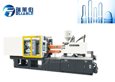 Round Bottle PET Preform Injection Molding Machine 5.8 * 1.61 * 2.04 Meter
