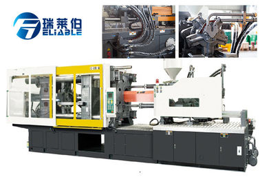 2.7 T Servo Injection Molding Machine , Pvc Injection Moulding Machine
