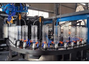 Six Cavity Automatic Plastic Bottle Blowing Machine / Moulding Machine For Pet Bottle
