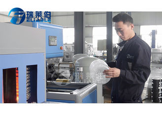 1 Cavity 5L Pet Bottle Making Machine For Manual Type , Pet Bottle Manufacturing Machine