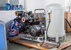 Belt Drive Piston Type Air Compressor 1.2 CBM Per Min Easy Operation