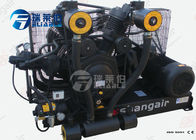 3.0 Mpa 15kw Air Compressor , Diesel Air Compressor Undervoltage Protection