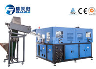 6 Cavities Plastic Bottle Production Machine 4600 KG Operate Consistently