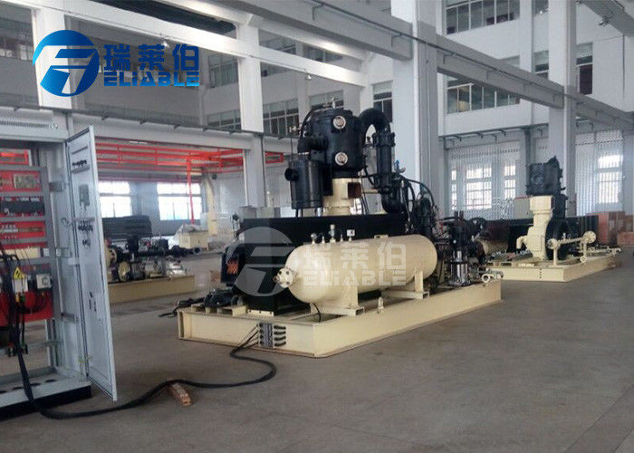20 HP Industrial Air Compressor AC Power Automatic Pressure Unloading System