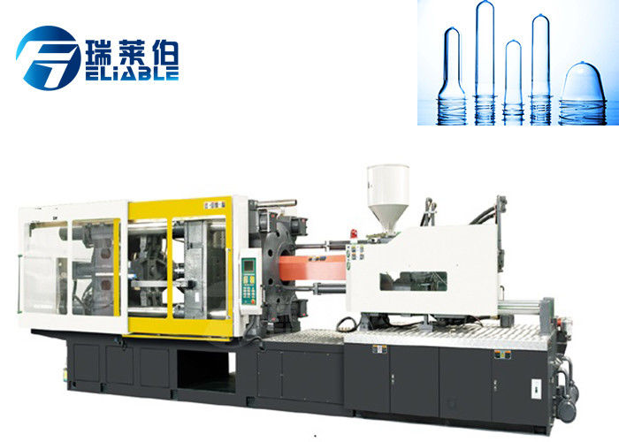 Bottle Preform Cap Benchtop Injection Molding Machine 1 Year Warranty